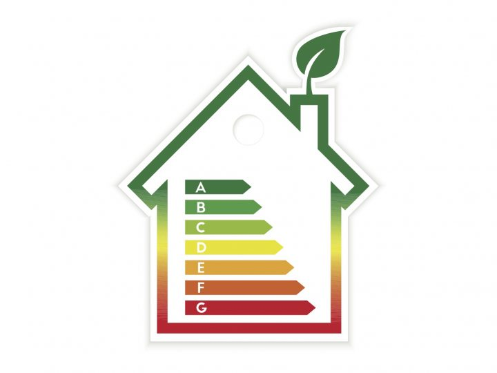 An energy efficient property is a good predictor of a lower mortgage risk