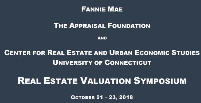 REVALUE's regression analysis presented at the DC Valuation Symposium