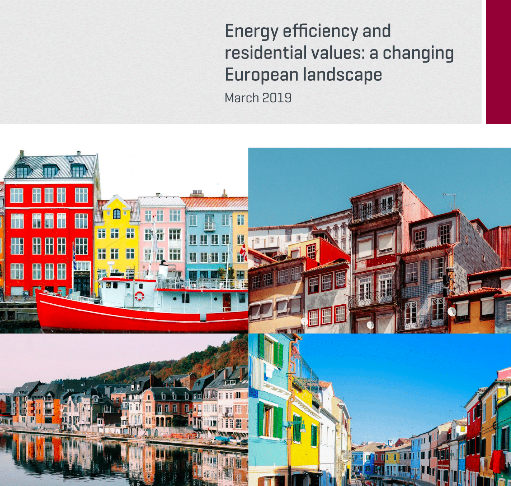 Energy efficiency and residential values: a changing European landscape