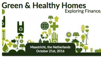 Conference: Green & Healthy Homes
